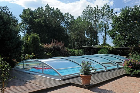 Prix et mod les d 39 abri de piscine waterair for Tarif piscine waterair