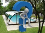 Hauteur abri piscine