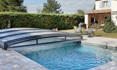 Abri de piscine bas Néo d'Azenco