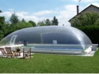 abri piscine souple gonflable ou repliable. Black Bedroom Furniture Sets. Home Design Ideas