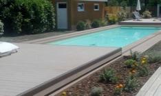 Azenco abris piscine en aluminium for Abri piscine azenco