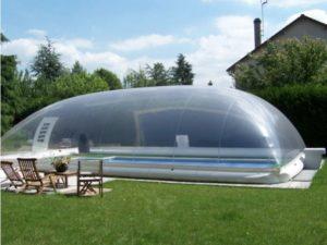 abri de piscine bulle de Pool Abri