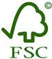 Label bois FSC