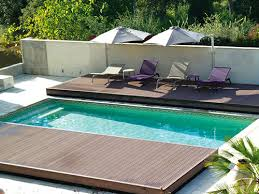 terrasse mobile de piscine mod les et prix. Black Bedroom Furniture Sets. Home Design Ideas