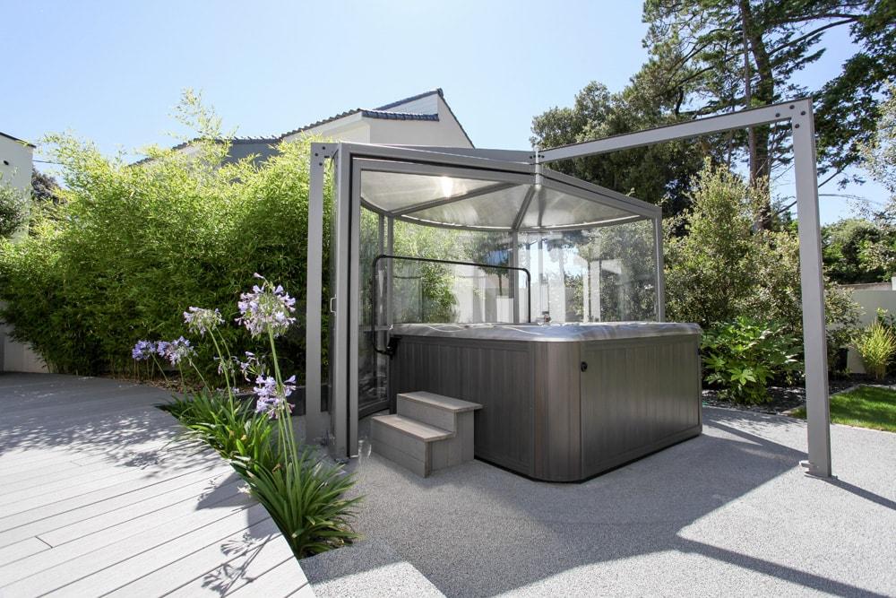 abrisud : la rolls des abris de spa en aluminium - l-abri-de-piscine.fr