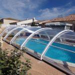 Abri piscine Madrid Bel Abri